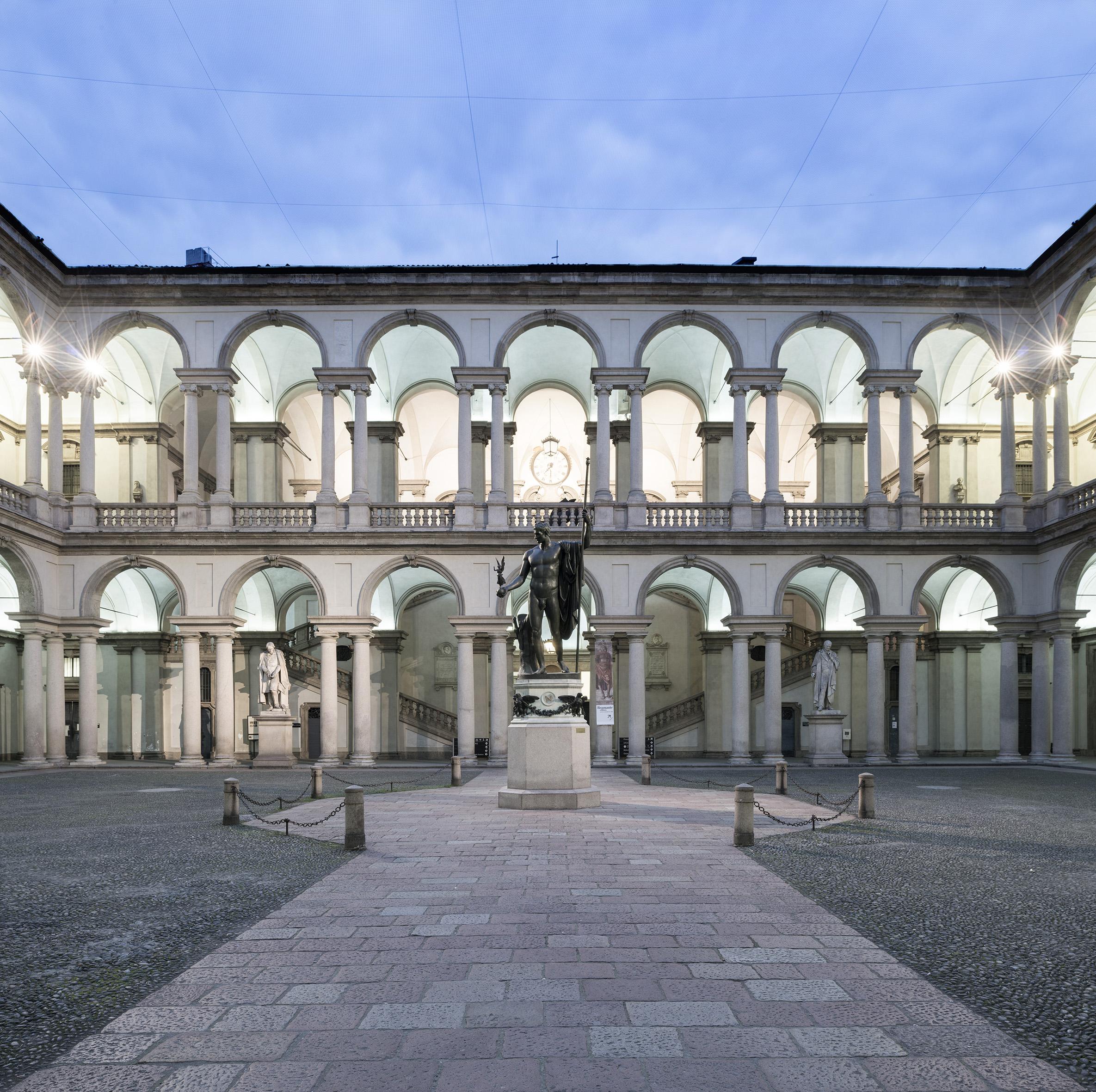 Accademia di Brera   Milano